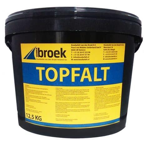 Emmer asfalt granulaat topfalt 12.5kg
