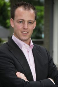 account manager Johan Verweij