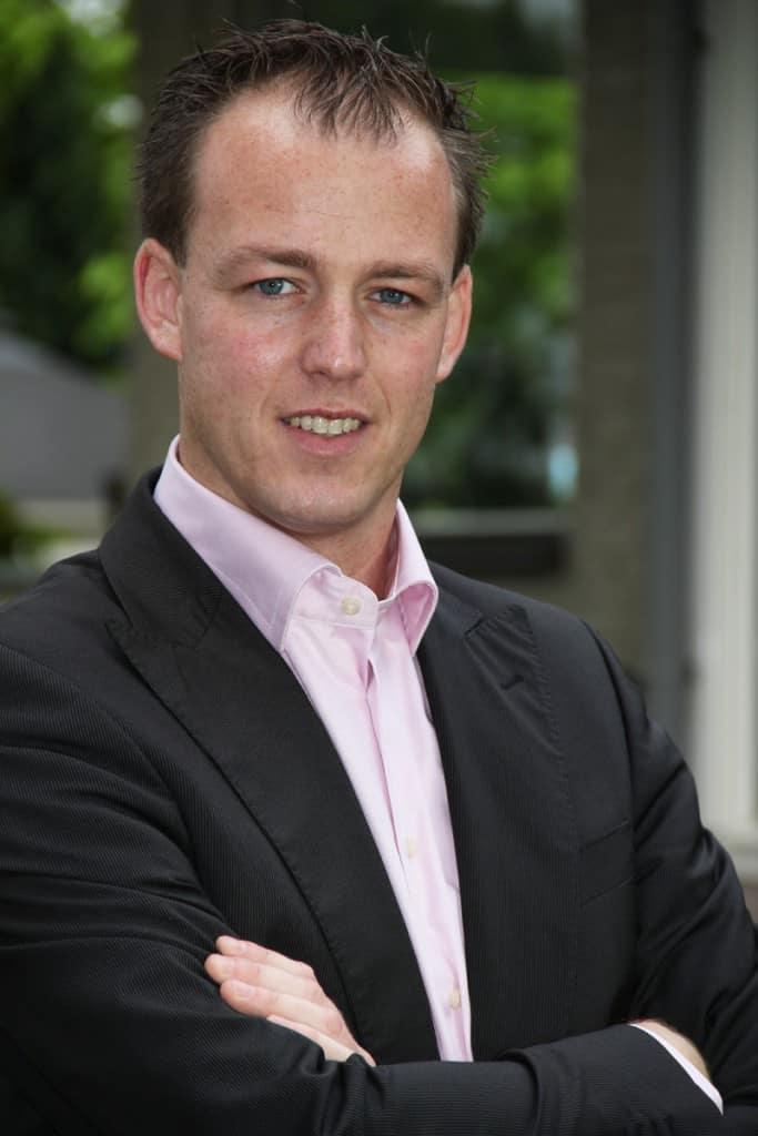 account manager Johan Verweij