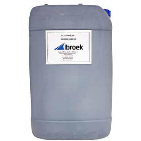 Jerrycan 25 liter kleefemulsie